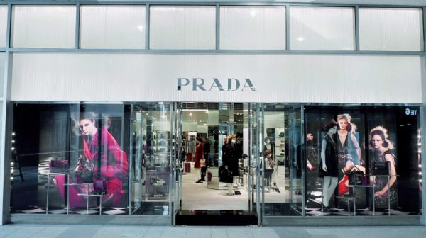 Prada. Bike fashion brand?