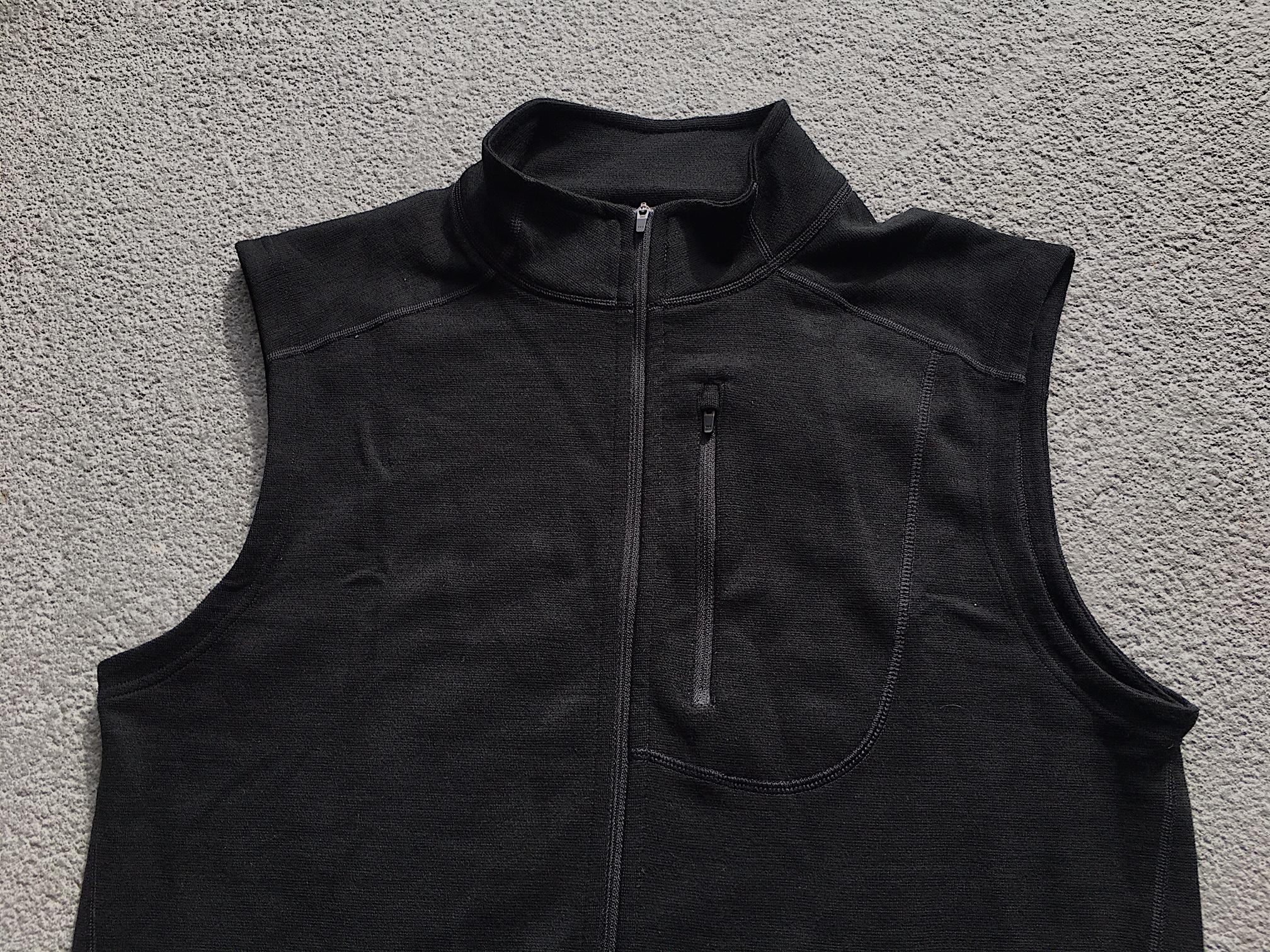 a675ada5a Review  Ibex Shak merino wool vest – Twisted Spoke