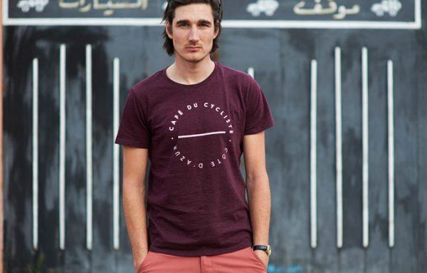 Cafe du Cycliste T-shirt. Tres bon.