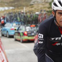 Contador keeps trying