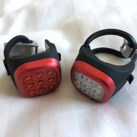 Knog Mini Blinder front and back
