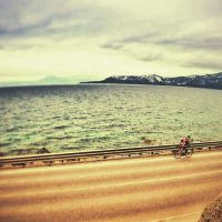Stetina, training in Tahoe