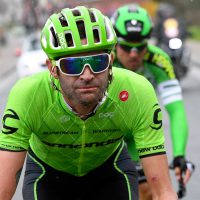 Overijse - Belgium - wielrennen - cycling - radsport - cyclisme - Gaimon Phillip (USA / Cannondale Pro Cycling Team) pictured during the 56th Brabantse Pijl cycling race with start in Leuven and finish in Overijse (205 Km) on April 13, 2016 in Overijse , Belgium - photo VK/PN/Cor Vos © 2016
