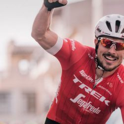 Degenkolb. Out sick.