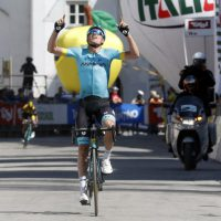 Sanchez wins stage 4, Tour of the Alps
