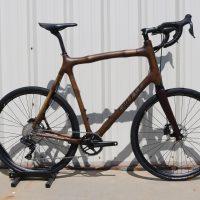 Calfee gravel bike