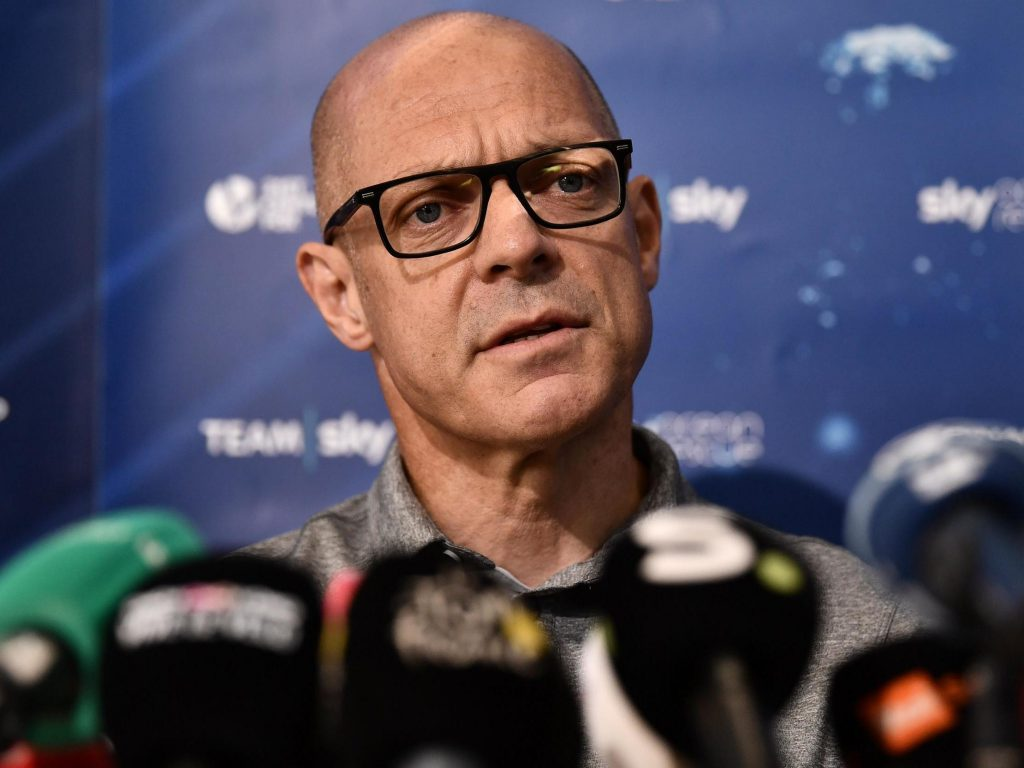 Sky's Brailsford takes rest day dump all over France ...