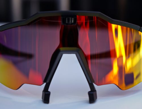 Interbike goodie #3: 100% Speedcraft Air eyewear