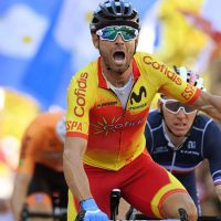 Valverde wins World's road race