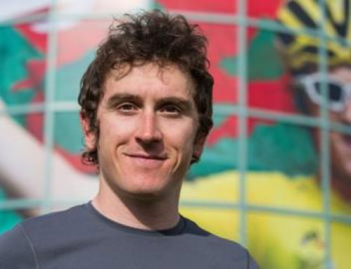 Geraint Thomas unhappy with nickname imitation