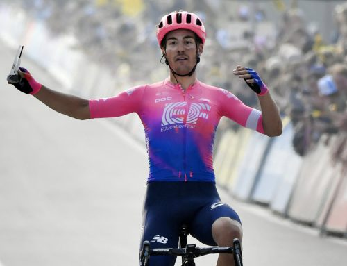 Momma's boy beats classics hardmen in Flanders