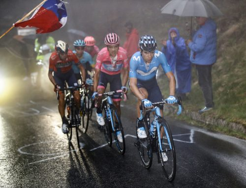 Movistar gives Nibali the Sky treatment at Giro