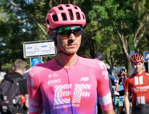 EF Education gives a lesson on road to South Lake Tahoe