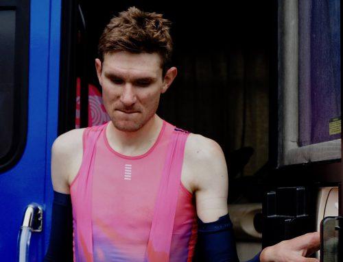 Van Garderen's disastrous day at Tour of California.