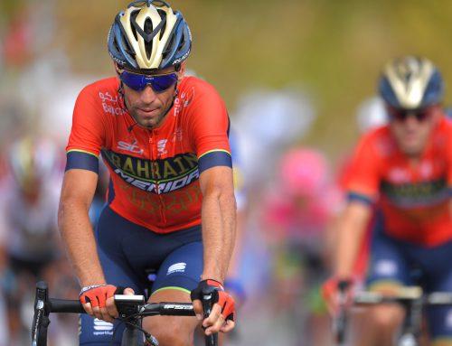 Nibali gets salty with Roglic in Giro Alps