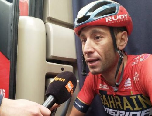Nibali's bad Giro calculations.