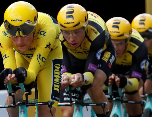 Jumbo-Visma goes big again in Tour de France