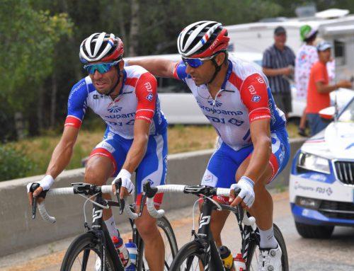 Chaos and sadness at Tour de France