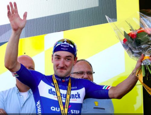 Viviani takes first Tour de France stage win in Nancy