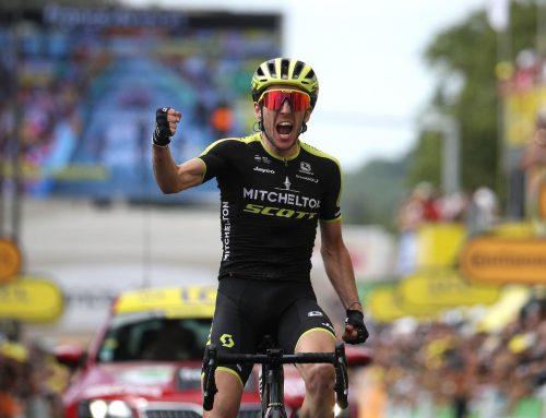 Simon Yates. Climber impersonates sprinter for Tour victory