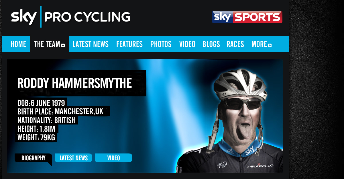 Twisted podcast: catching up the Sky's Roddy Hammersmythe at Giro.