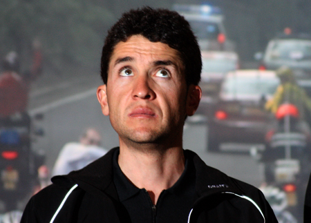 """Carlos Sastre and the """"spoiled brats."""""""