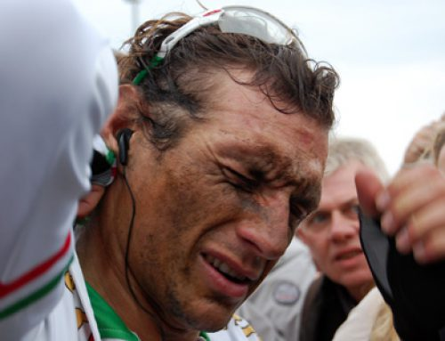 Pozzato. No sex, no medal in Melbourne.