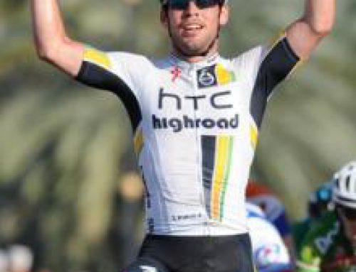 Cavendish beats two kids in Oman.