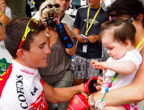 Little Sammy Dumoulin strikes in Catalunya.