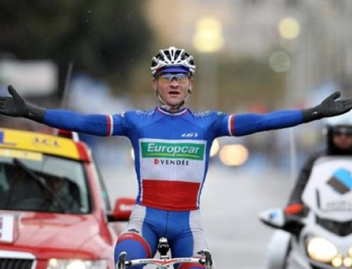 Voeckler shows panache, Martin wins overall in Paris-Nice.