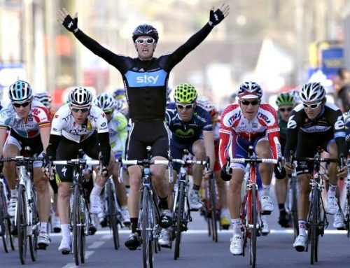 Henderson wins Paris-Nice stage 2.