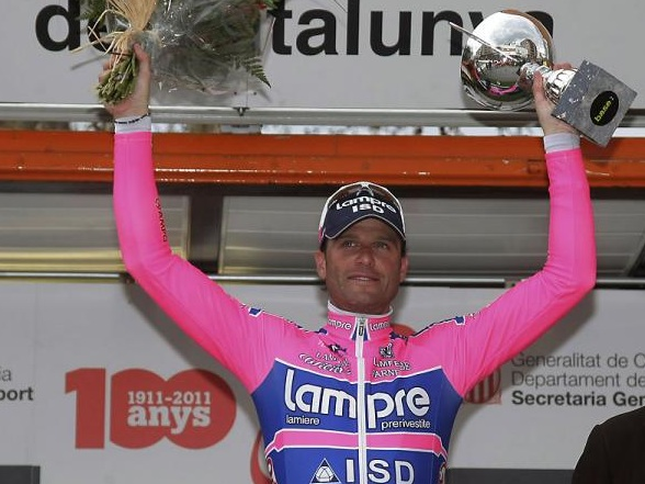Petacchi takes stage win in Catalunya.