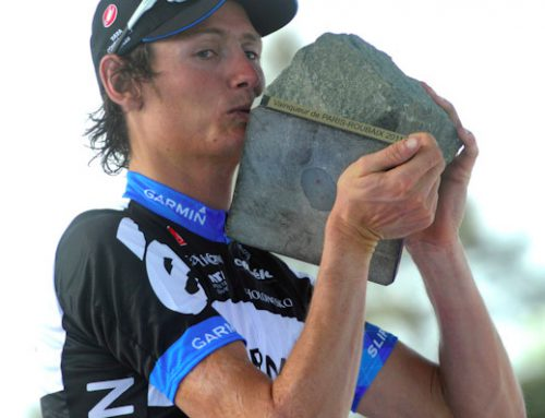 Garmin gets a classic. Van Summeren stuns in Paris-Roubaix.
