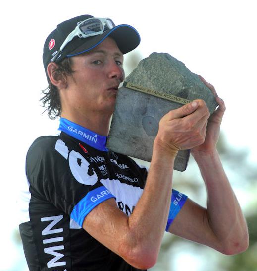 Garmin gets a classic. Van Summeren stuns in Paris-Roubaix.