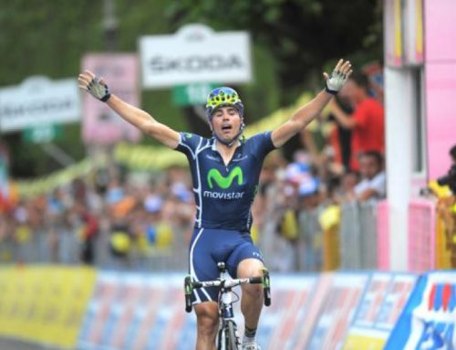 Petacchi stops pedaling, Ventoso takes Giro stage.