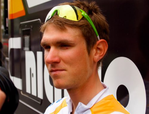 Van Garderen & Pate in Tour de France.