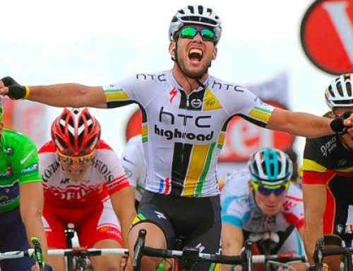 Cavendish wins 16th Tour de France stage in Cap Fréhel.