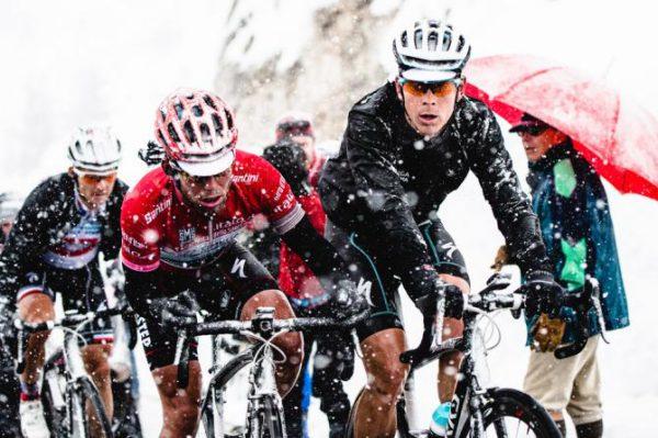 Jared Gruber image from Giro d'Italia