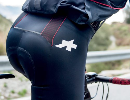 Interbike goodie #7: Assos S9 bib-short