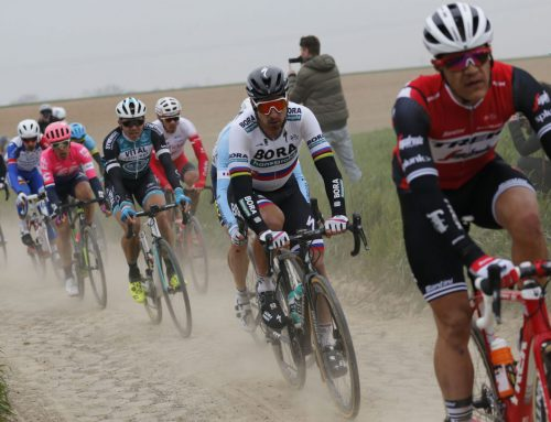 Sagan's Paris-Roubaix victory falls 15 kilometers short